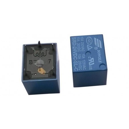 Releu electromagnetic SRD-24VDC-SL-C