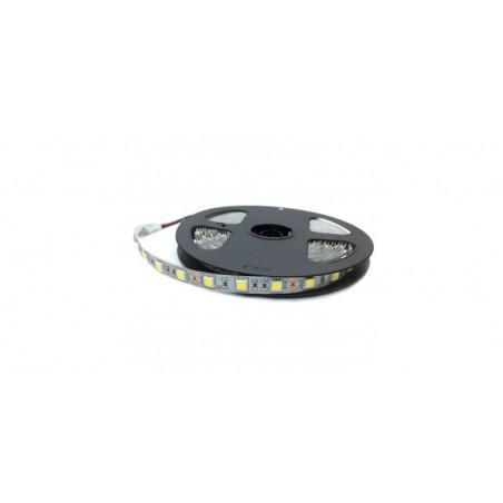 Banda LED 5050 Alb Natural 12V, 60 LED/m, IP20 (NW)