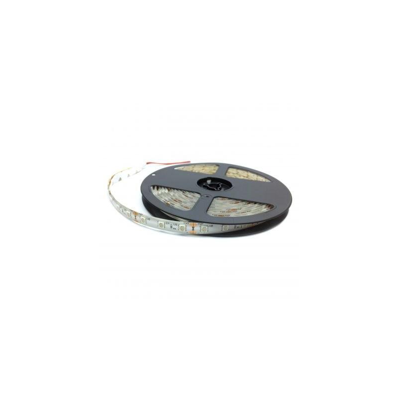 Banda LED 5050 Albastru 12V, 60 LED/m, IP65 (WP)