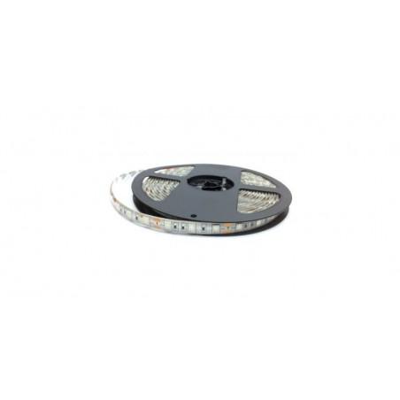 Banda LED 5050 Galben 12V, 60 LED/m, IP65 (WP)