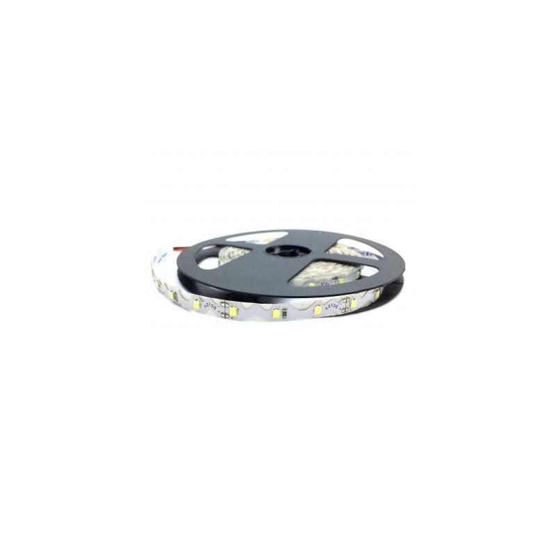 Banda LED 3528 Alb Rece 12V, 60 LED/m, IP20 (NW)