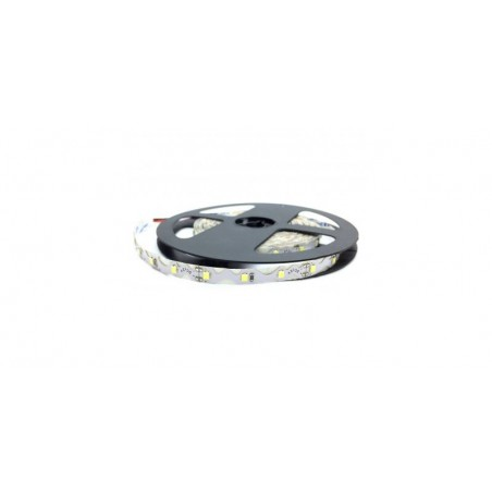 Banda LED ondulata 3528 Alb Rece 12V, 60 LED/m, IP20 (NW)