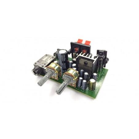 Kit amplificator audio stereo PA-2005, 2 x 15W