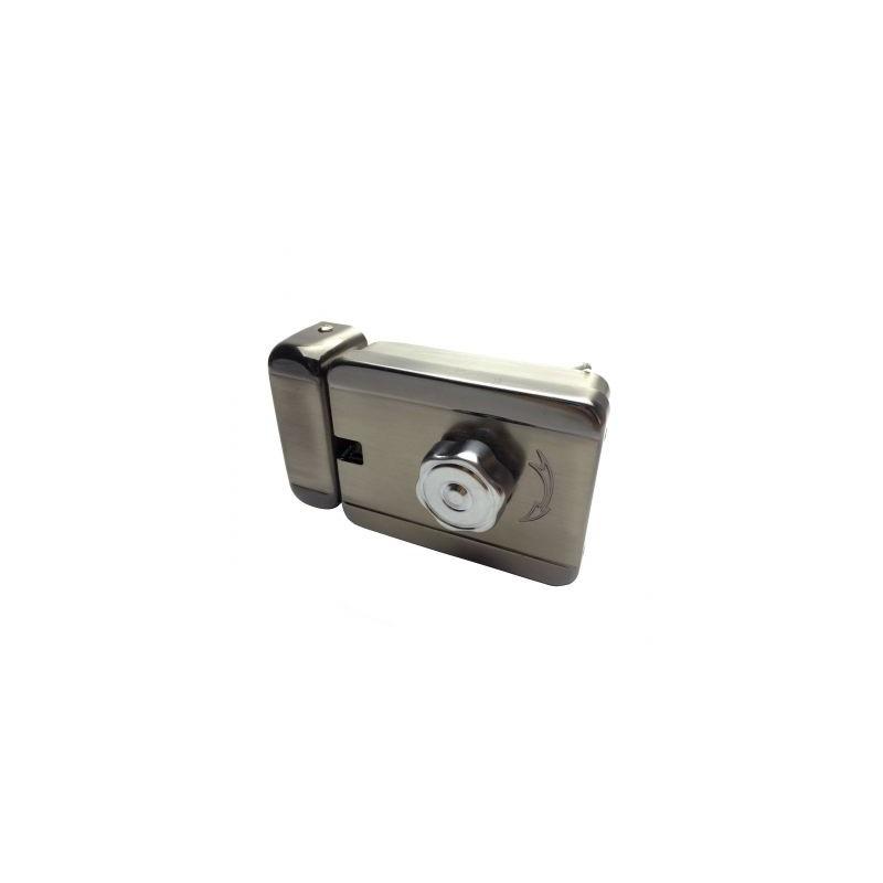 Yala electromagnetica aplicabila cu memorie mecanica pentru usi cu deschiderea in exterior (compatibil SX-08E)