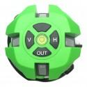 Nivel cu laser 3 axe YS-05 4V1H1D
