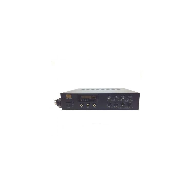 Amplificator multifunctional de linie PAi-U650, AC220V/DC12V, 4-16R, 100V
