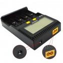 Incarcator de baterii inteligent Miboxer C4 Smart Charger AA AAA AAAA C