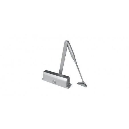 Amortizor hidraulic cu brat pentru usi de 25-40kg, argintiu BL-238