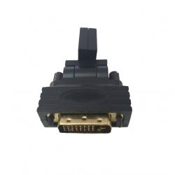 Adaptor DVI 24+1 tata la HDTV mama 360°