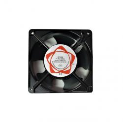 Ventilator 220VAC 0.14A 12x12x4cm metal DP200A