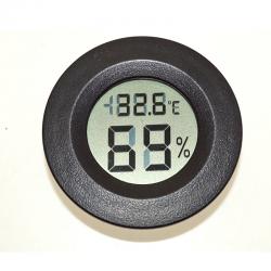 Termometru si higrometru miniatura pentru acvariu, vivariu