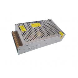 Sursa industriala in cutie de tabla perforata 12V 20A