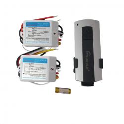 Kit lustra cu telecomanda RF cu 2 receptoare AB 10106521