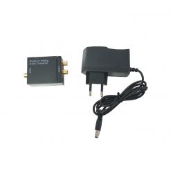 Convertor semnal audio digital - analog Dac H-17