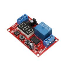 Modul releu temporizator 12V cu display LED 10106629