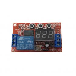 Modul releu temporizator 5V cu display LED 10107488