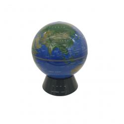 Difuzor aromaterapie glob pamantesc harta fizica plus 1 ulei