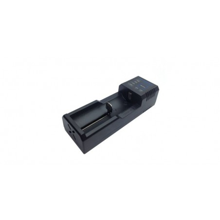 Incarcator USB de baterii Li-Ion Ni-Mh BlueArmy N1 Plus AA AAA