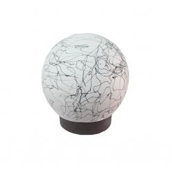 Difuzor umidificator aromaterapie sfera ceramica pictata plus 1