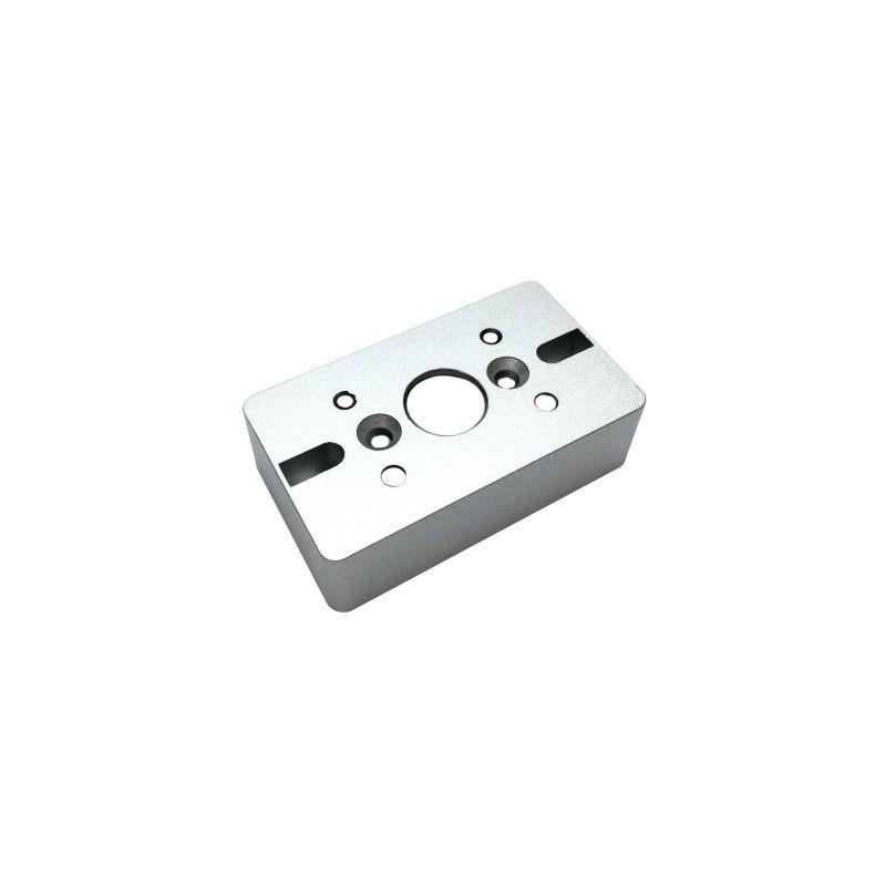Carcasa metalica pentru montarea aplicata a butoanelor 86x50x25 (echivalent MBB-800A-M)