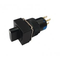 Comutator cu retinere 1-0-1 LA167-E6A-22FX/3