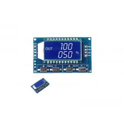 Generator de semnal dreptunghiular cu display XY-LPWM OKYN401-32