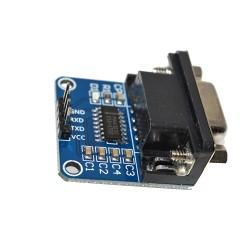 Modul TTL-RS232 cu mufa DB9 pentru conectare seriala OKY3505-1