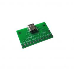 Placa de test cu conector Type-C OKY3447-5