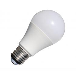 Bec cu led E27 10W 230V lumina rece Well LEDLC-A6010E27-WL