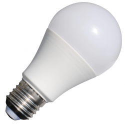 Bec cu led E27 10W 230V lumina naturala Well LEDLN-A6010E27-WL