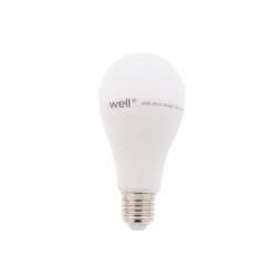 Bec cu led A65 E27 15W 230V lumina naturala Well