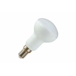 Spot cu led R50 E14 7W 230V alb rece Well LEDLC-R507E14-WL