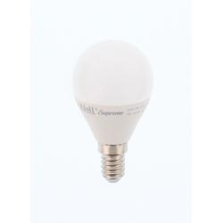 Bec cu led G45 E14 7W alb natural LEDLN-G457E14-WL