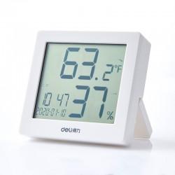 Termometru higrometru digital DELI q/ndl 84