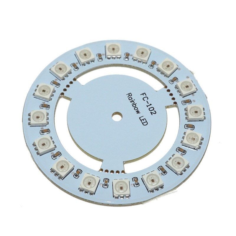 Modul 16 leduri adresabile RGB 5050 FC-102 OKY3213