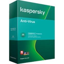 Kaspersky AntiVirus 3 PC ani: 1, noua