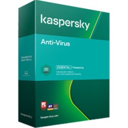 Kaspersky AntiVirus 1 PC ani: 1, noua