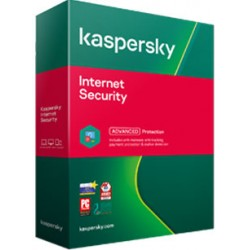 Kaspersky Internet Security 3 PC ani: 1, noua
