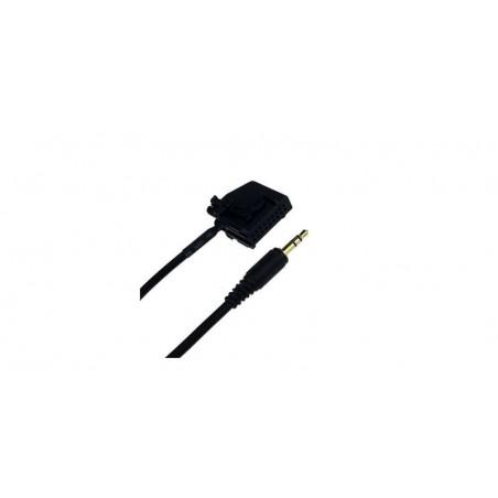 Cablu adaptor Aux Audi, Seat, Skoda, VW