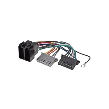Conector ISO, Chrysler, Dodge, Jeep