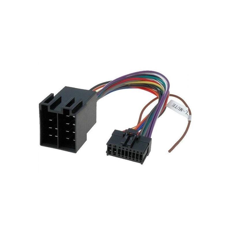 Conector ISO Pioneer, 18 PIN
