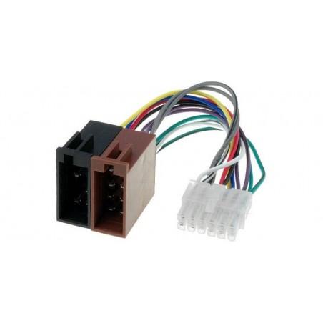 Conector ISO Pioneer, 12 PIN