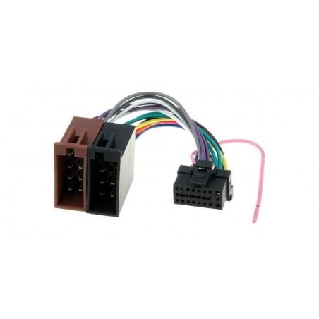 Conector ISO Alpine, 16 PIN