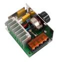 Modul variator / regulator de tensiune alternativa cu Triac in carcasa metalica 220V 4000W