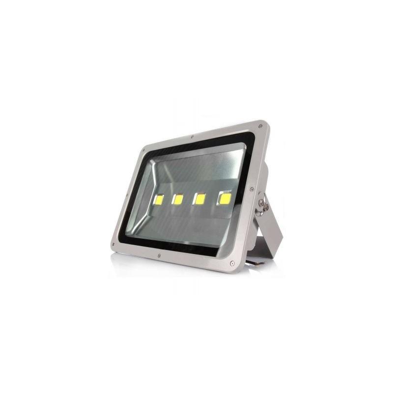 Proiector LED 200W, alb cald, 4x50W LED, IP65, 220V