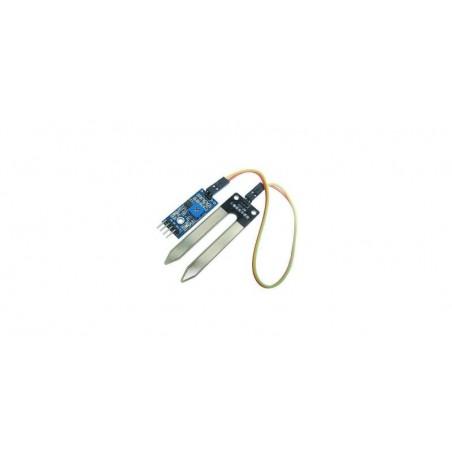 Modul cu senzor pentru determinare umiditate sol (4 pini)