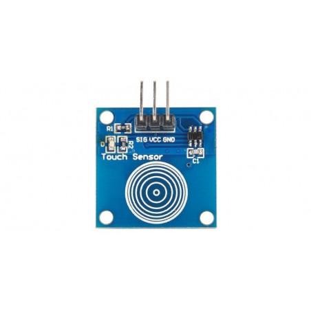 Modul senzor tactil capacitiv