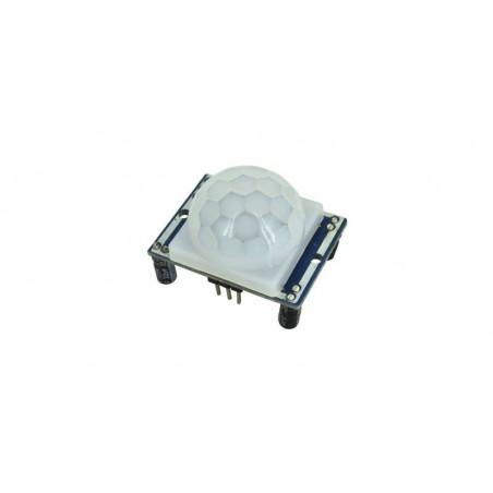 Modul cu senzor PIR HC-SR501 (Senzor de miscare)