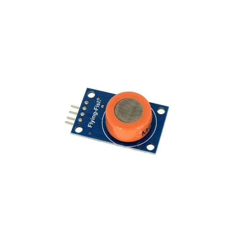Modul cu senzor MQ-3 pentru detectie alcool gazos