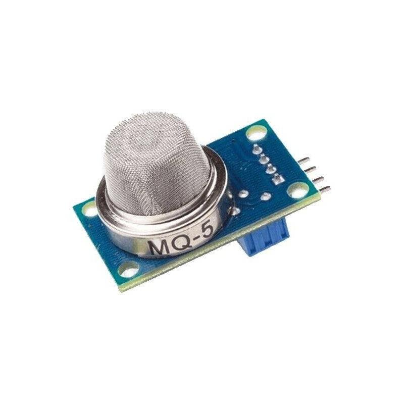 Modul cu senzor MQ-5 pentru detectie gaz lichefiat GPL